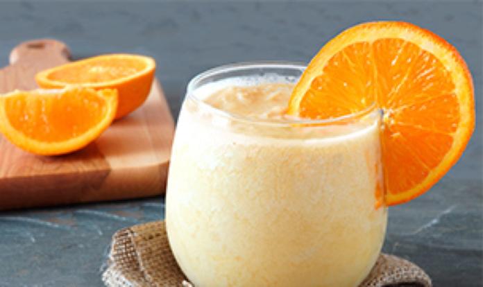 Creamy Orange Smoothie Recipe