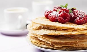 Protein Pancakes with Whey Protein Recipe