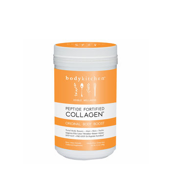 Body Kitchen Original Body Boost Peptide-Fortified Collagen Powder