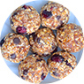 No Bake Whey Protein Balls Recipe