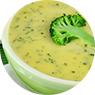 Cream of Broccoli Soup with Whey Protein Recipe