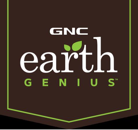 GNC Earth Genius
