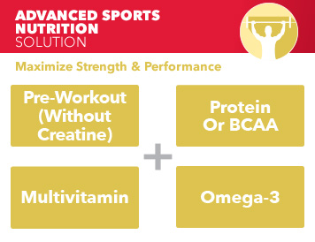 Advanced Sports Nutrition Solution