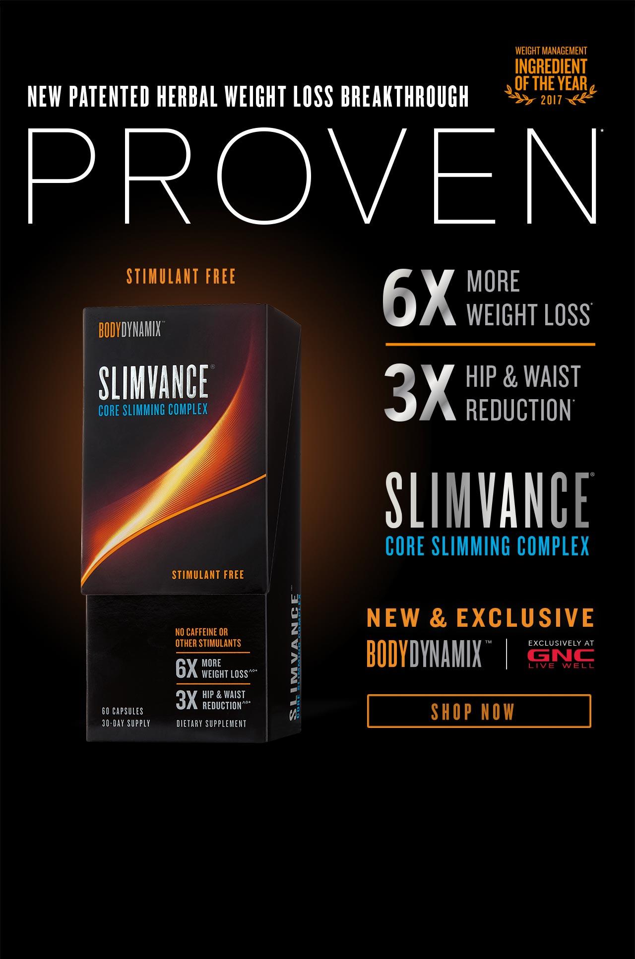 Slimvance Core Slimming Complex