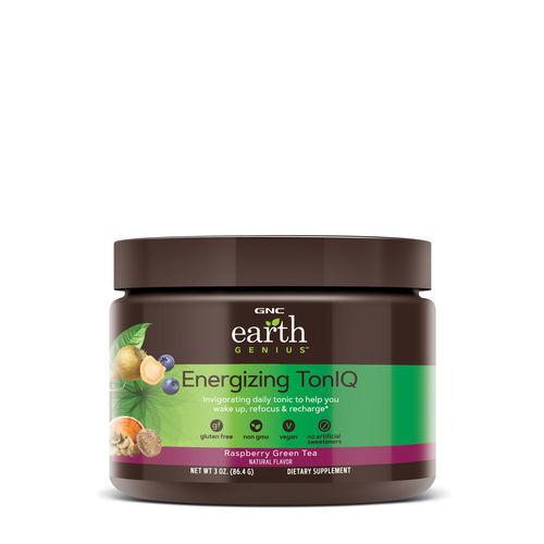 GNC Earth Genius™ Energizing TonIQ (Raspberry Green Tea):