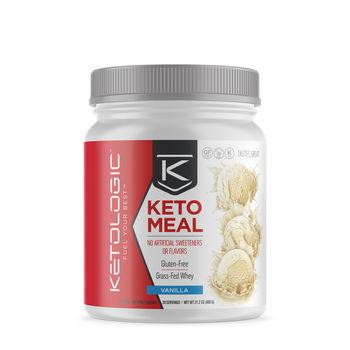 Ketologic™ Meal Replacement Powder (Vanilla)
