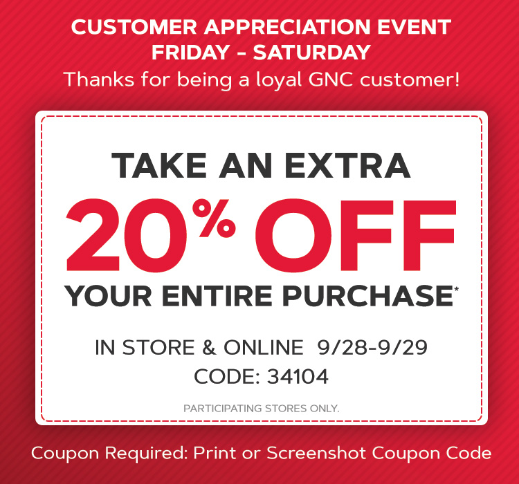 picture about Gnc Printable Coupons referred to as Madison : Gnc vitamin shop discount codes