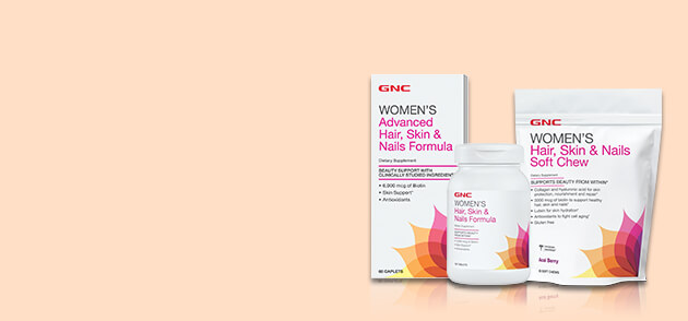 Department | Beauty & Skin Care | GNC