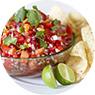 Easy Fresh Tomato Salsa Recipe