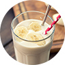 Banana Split Breakfast Smoothie Recipe