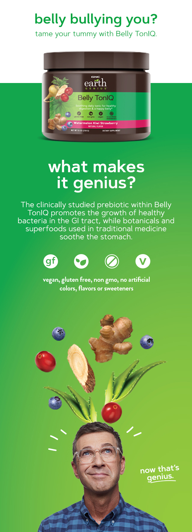 Load up on nutrients with SuperFoods Supreme