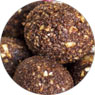 Homemade Chocolate Peanut Butter Protein Snacks