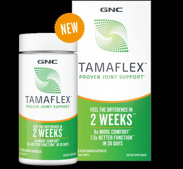 Tamaflex Fast Acting Packaging