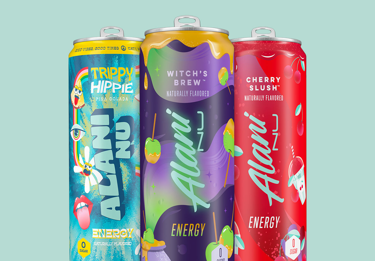 BACK…BUT NOT FOR LONG! Alani Nu energy drinks are back in stock. But you better hurry. They'll be gone before you know it.