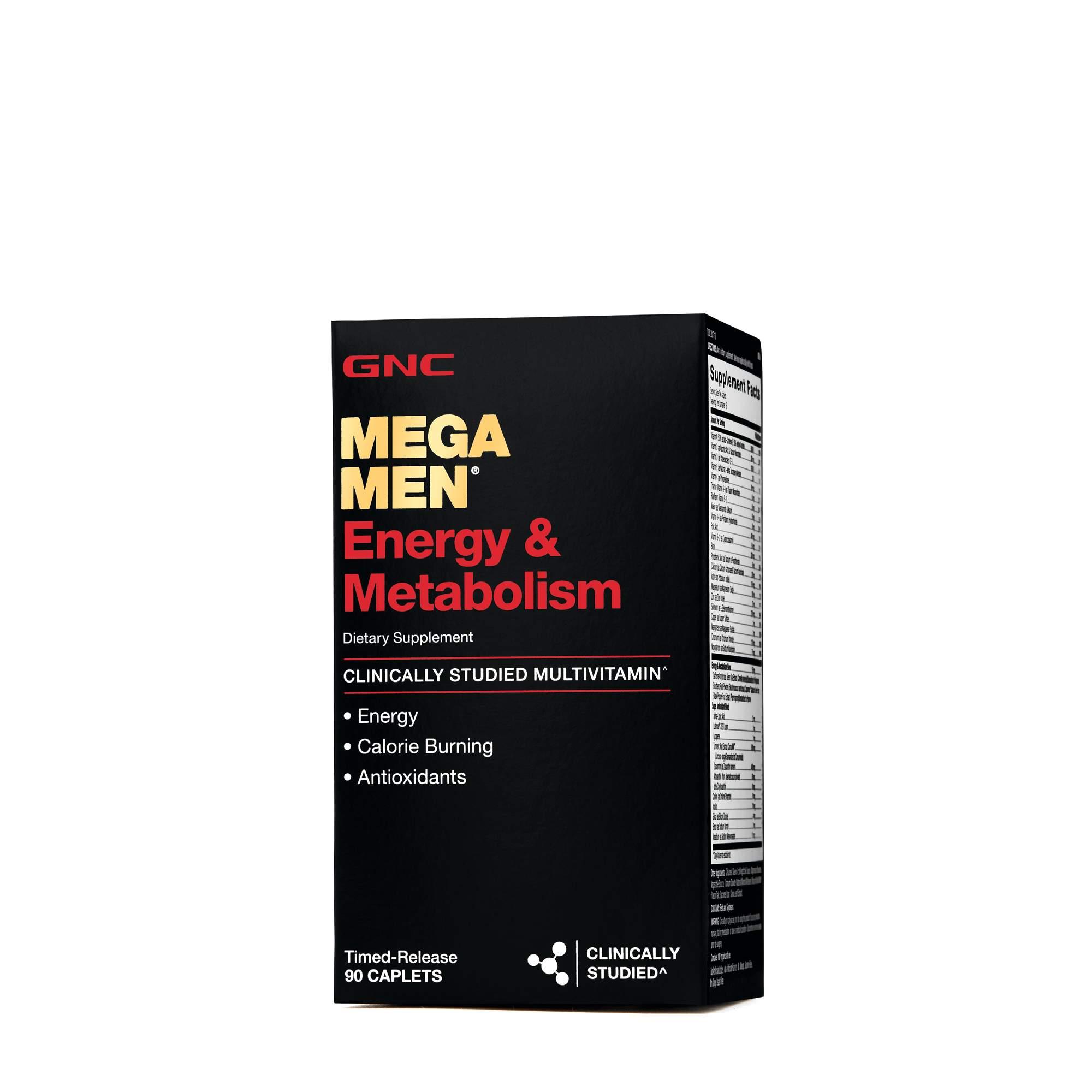 e43c596602 Mega Men® Energy & Metabolism