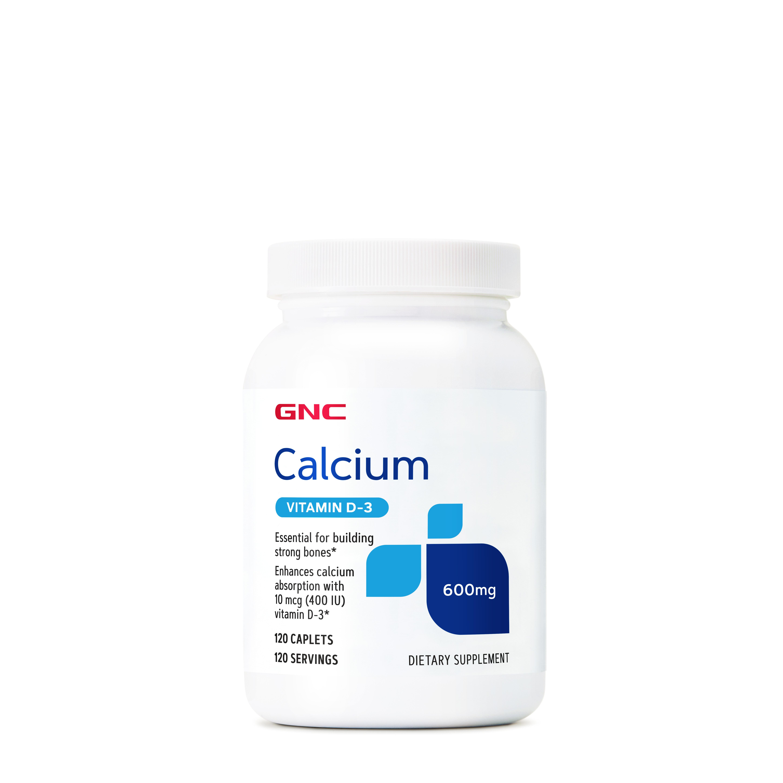 Gnc Calcium And Vitamin D3 Gnc