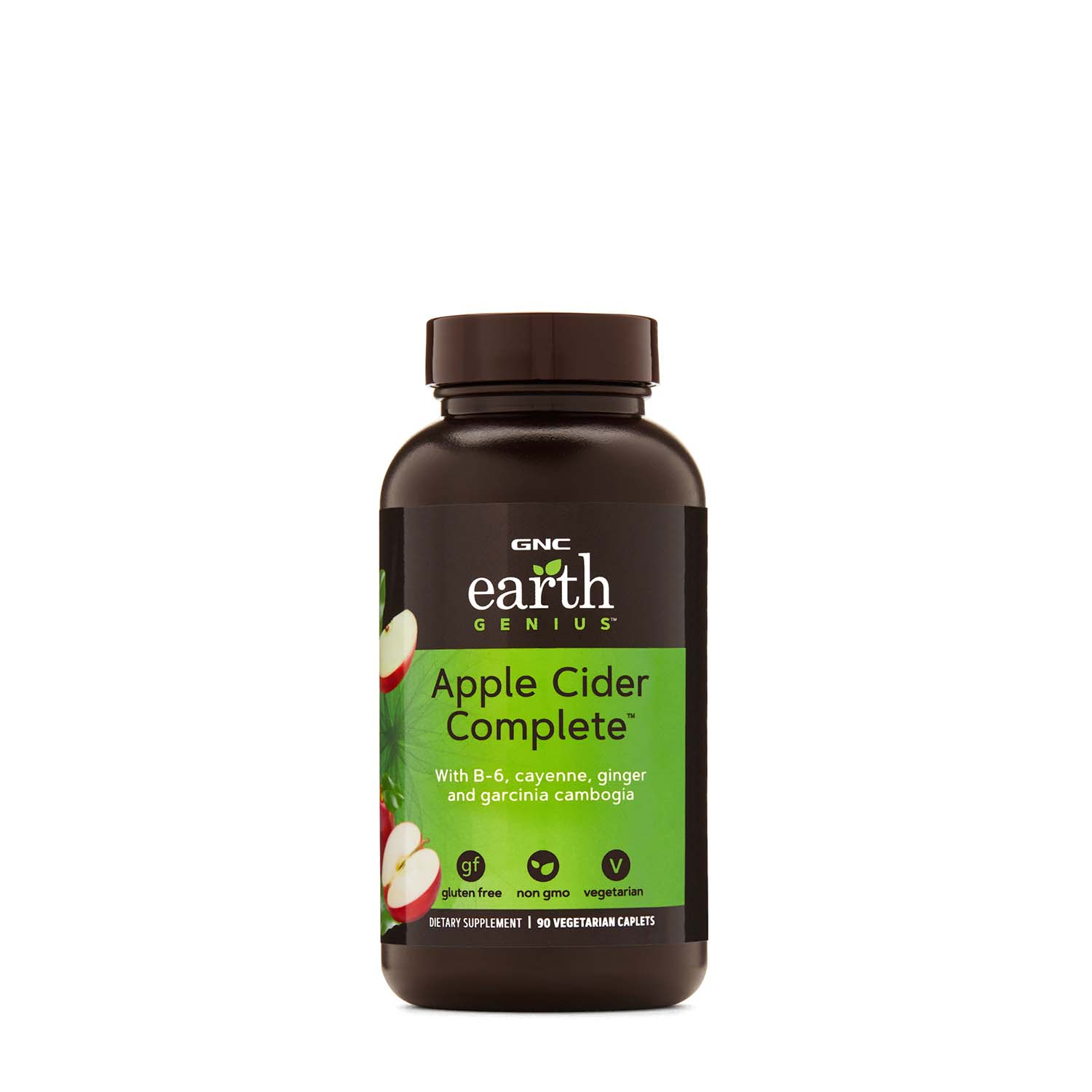 Earth Genius Apple Cider Vinegar Chews Honey Lemon Gnc