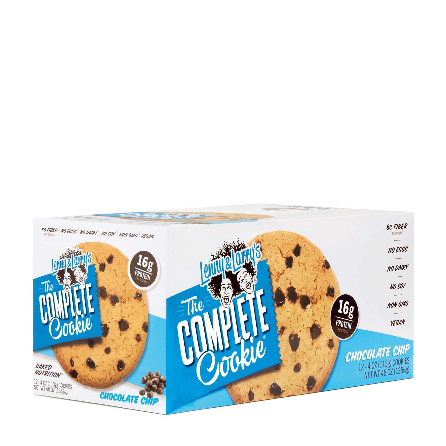 Lenny Larrys The Complete Cookie Chocolate Chip Gnc