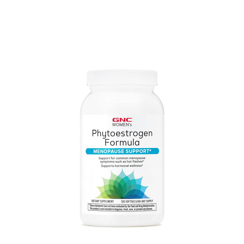 GNC Women's Phyoestrogen Formula (120 Softgels)   GNC