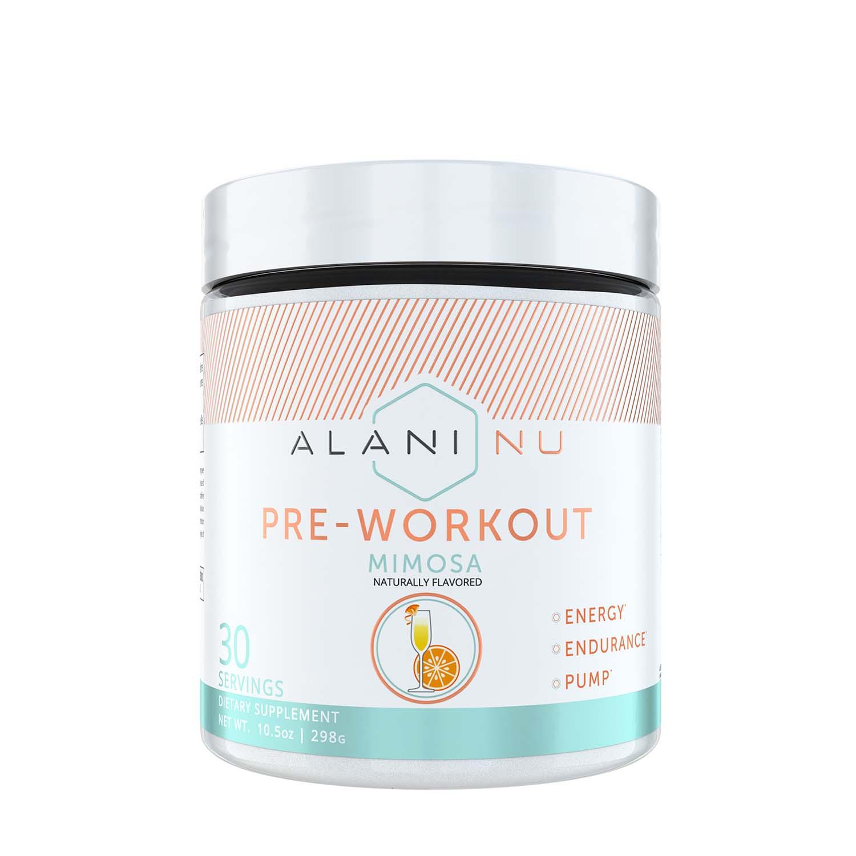 Pre-Workout - Mimosa