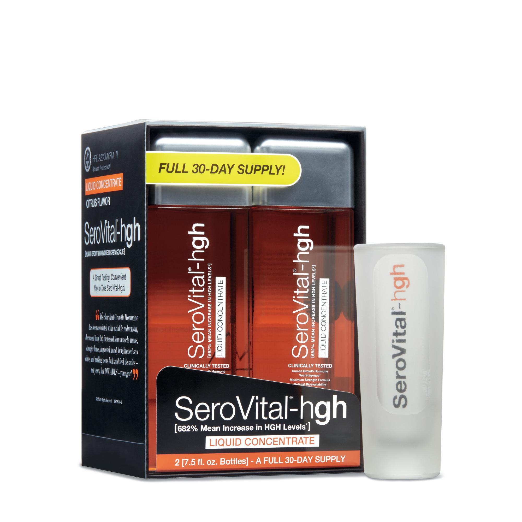SeroVital®-hgh