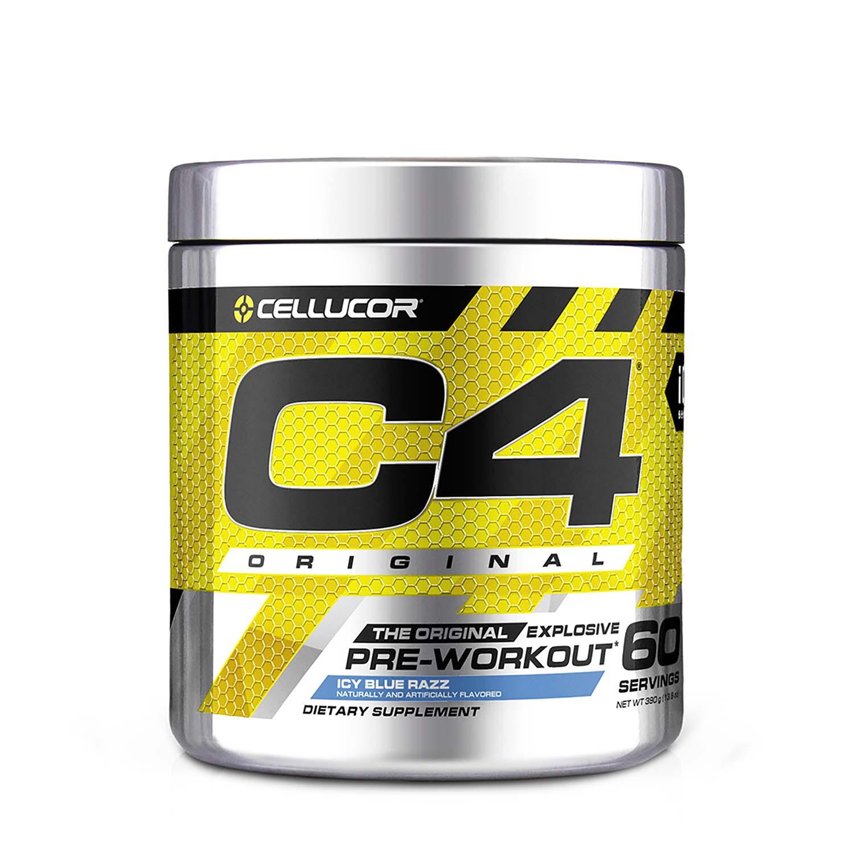 C4® Original Pre-Workout - Icy Blue Razz