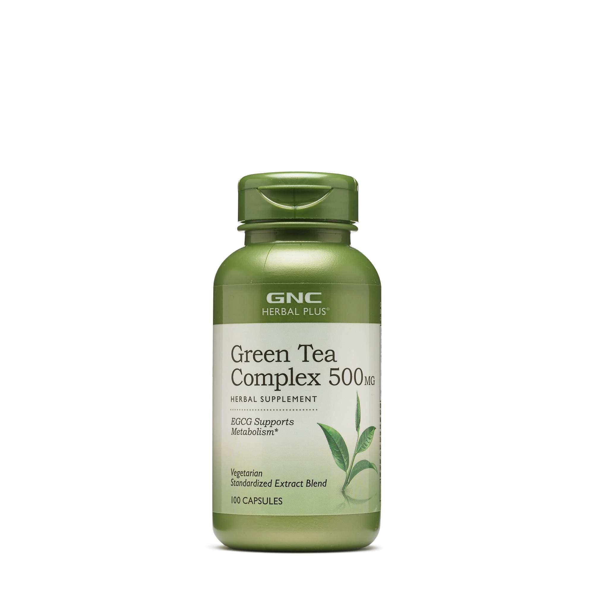 green tea complex 500 mg