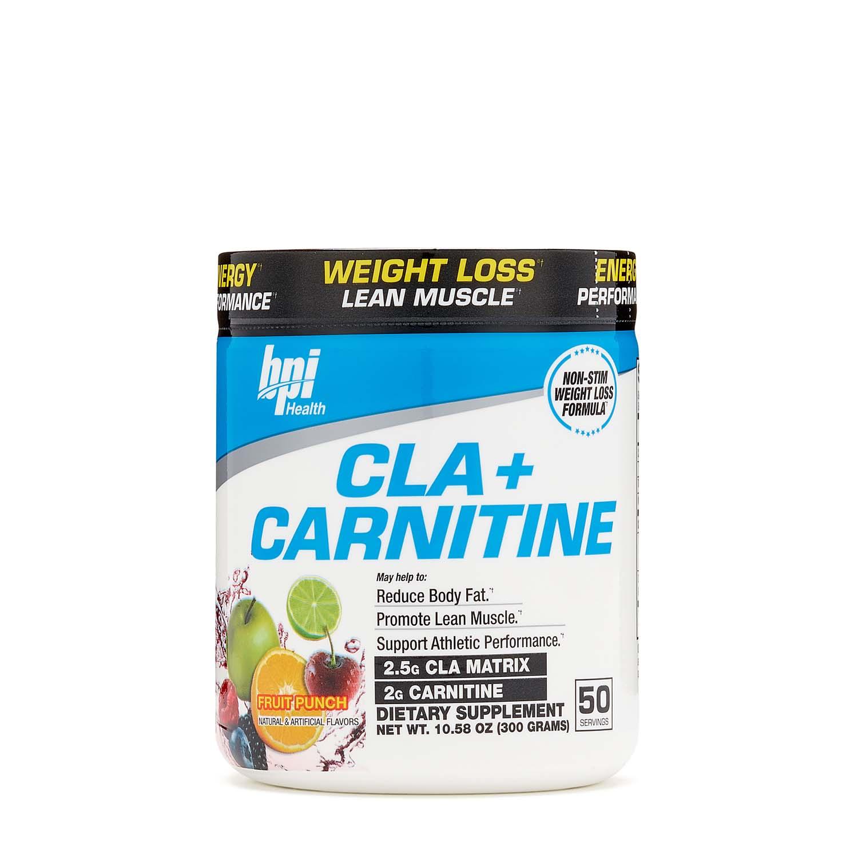 Cla Carnitine Fruit Punch
