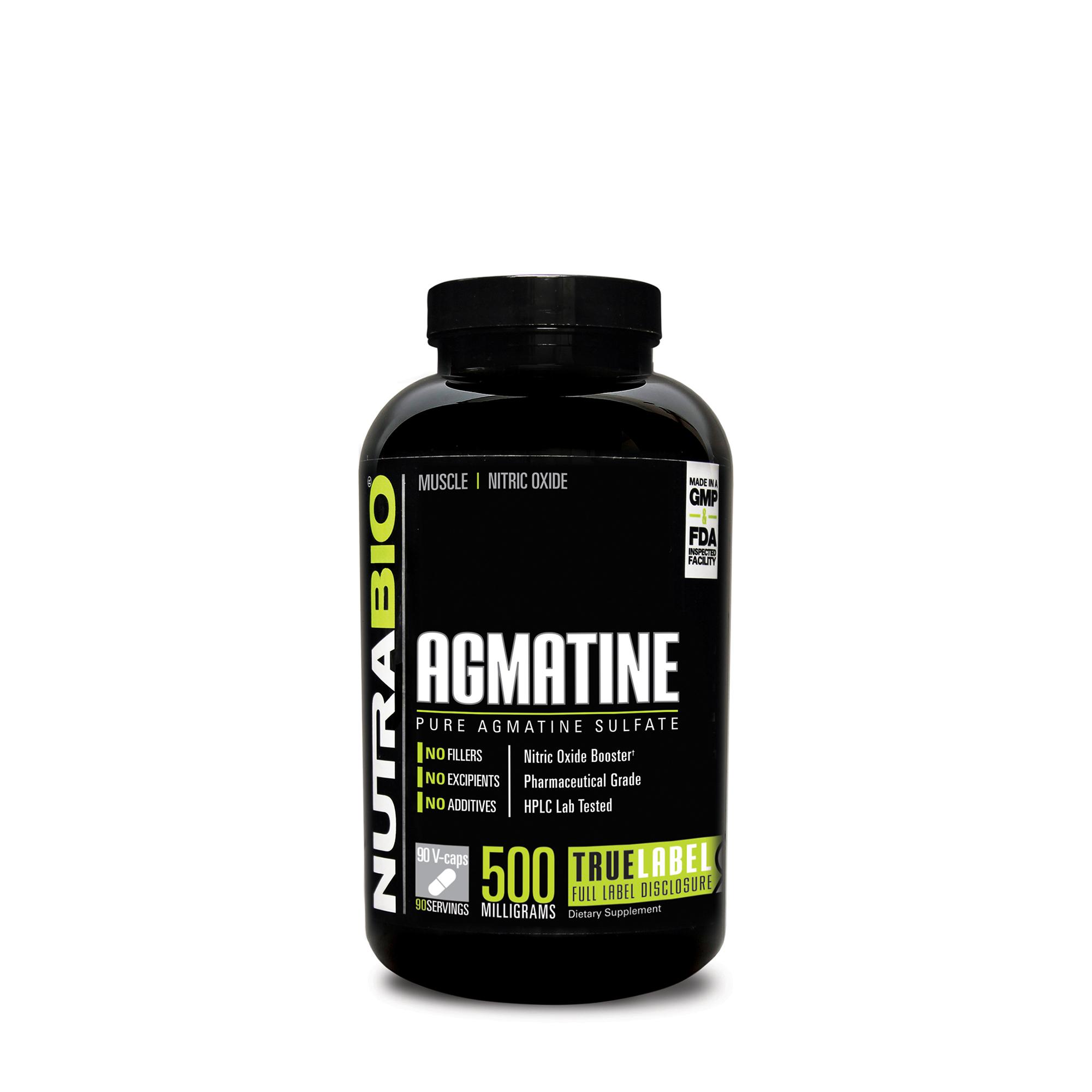 Agmatine Pure Agmatine Sulfate