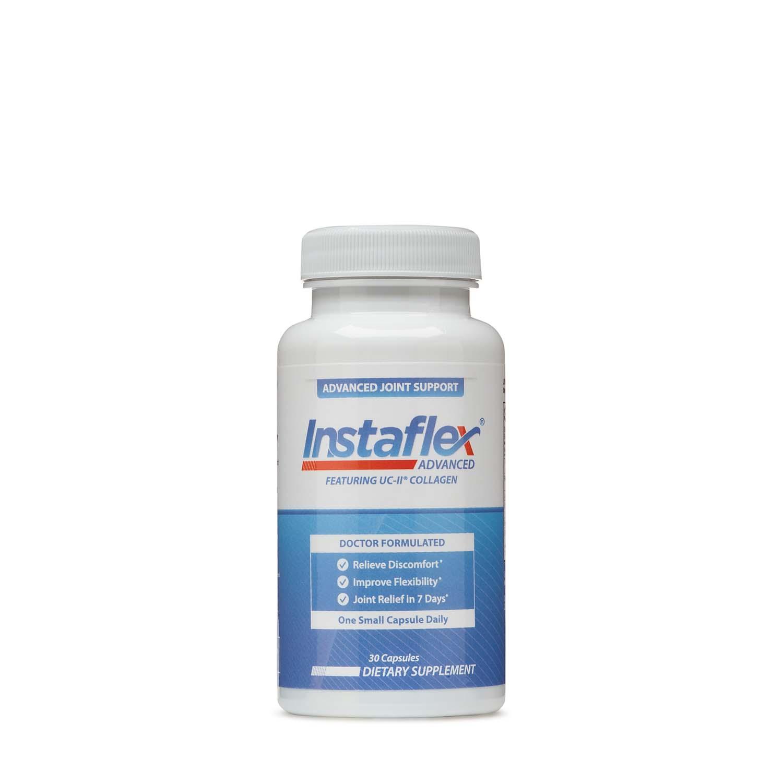 Instaflex Advanced Featuring Uc Ii Collagen Gnc Flex