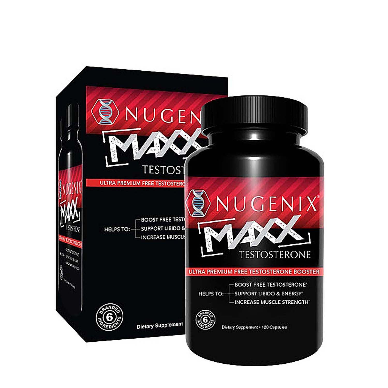 Nugenix® Maxx   GNC