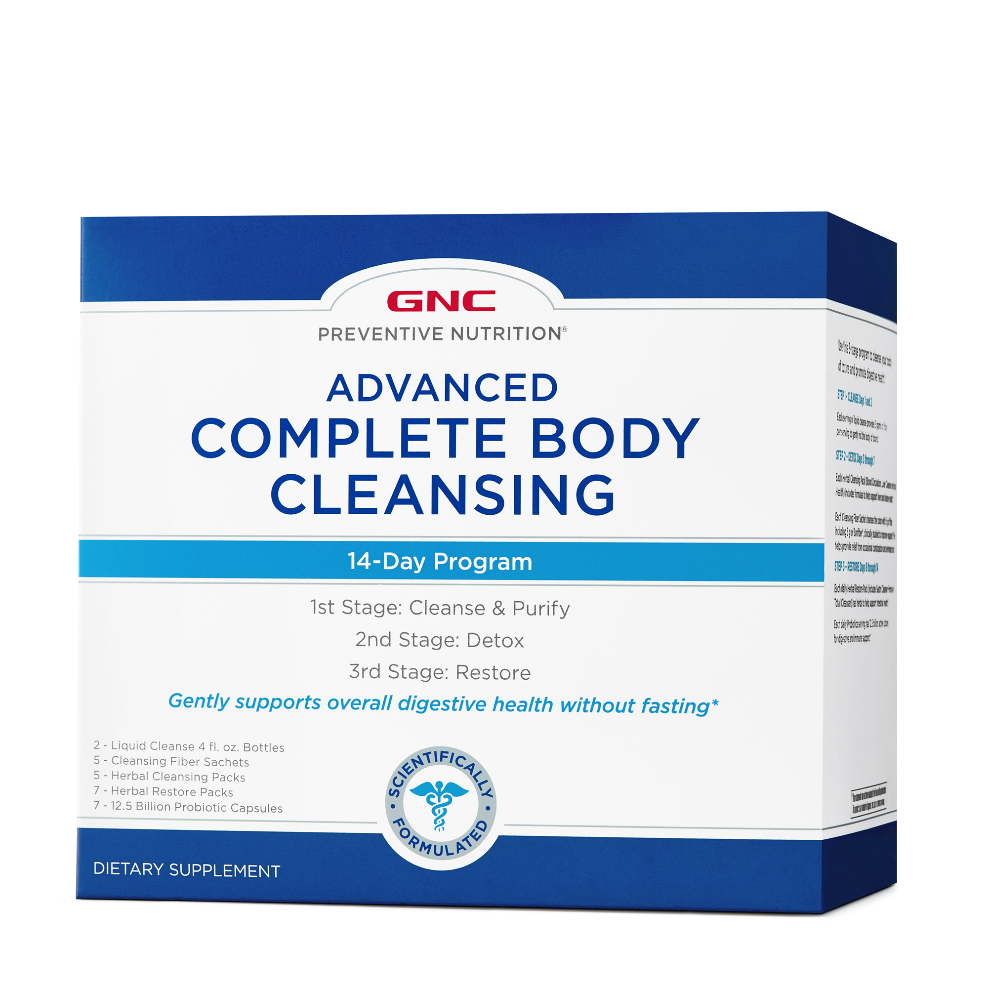Advanced 14-Day Complete Body Cleansing