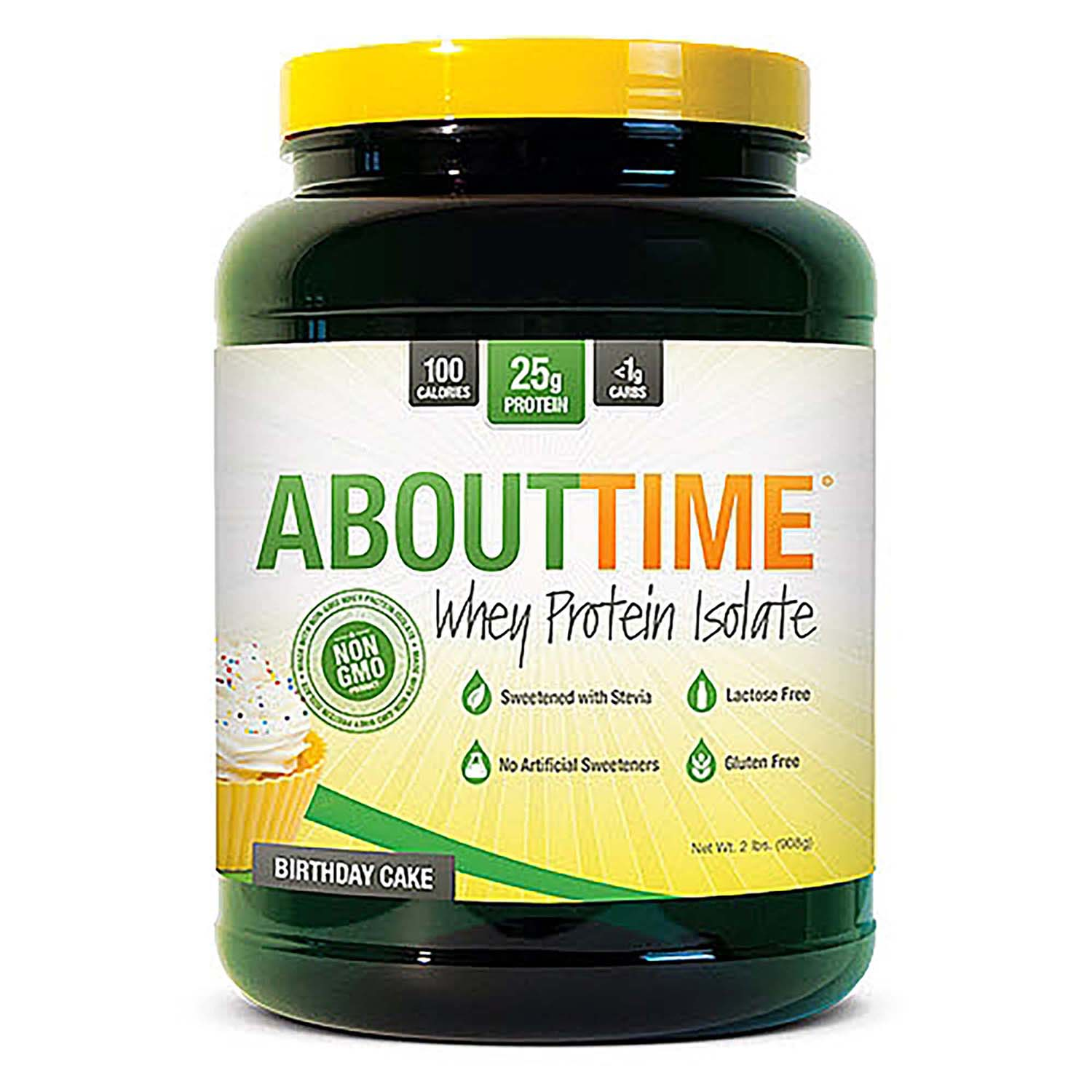 AboutTimeR Whey Protein Isolate