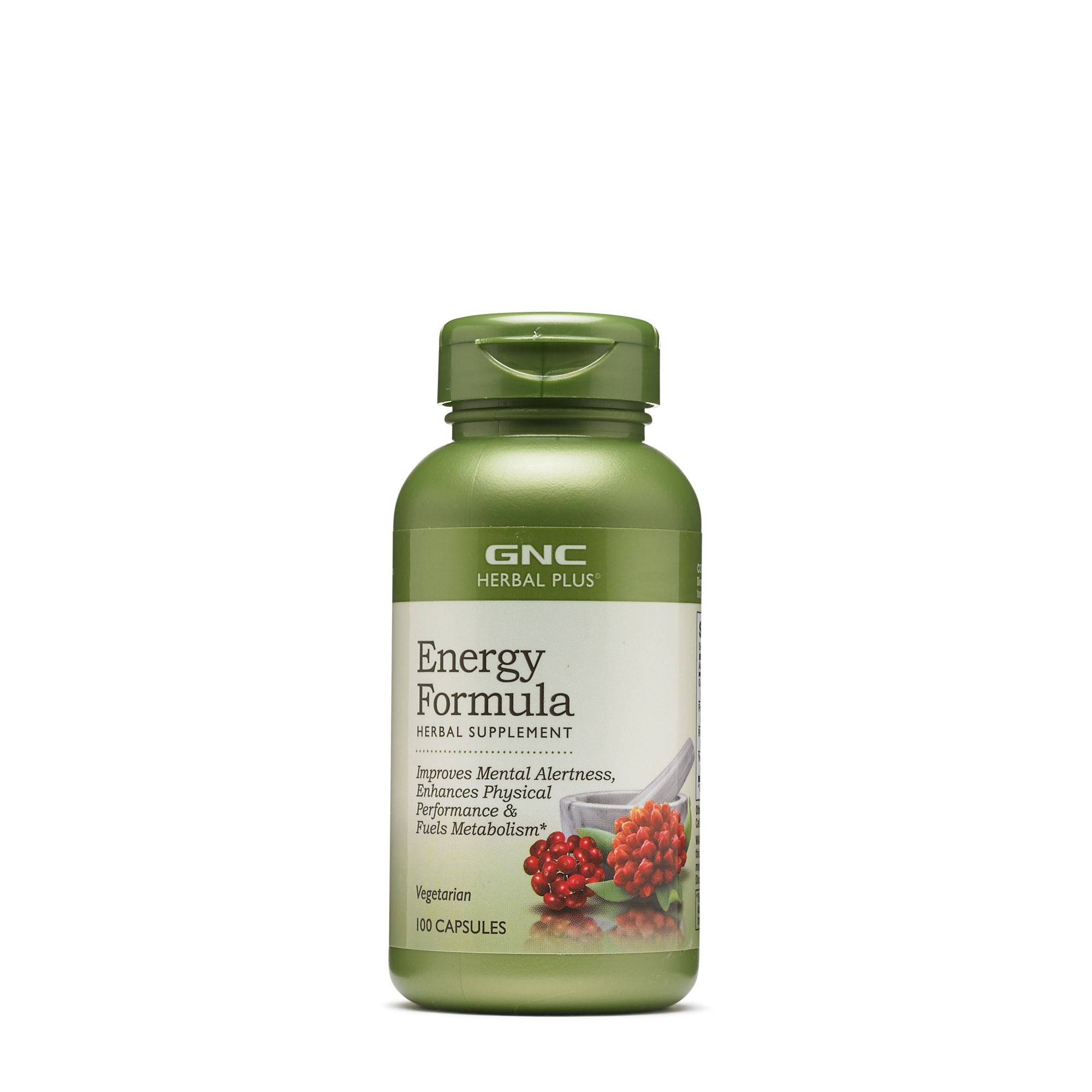 Gnc Herbal Plus Energy Formula Gnc